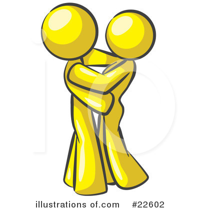 Royalty-Free (RF) Yellow Collection Clipart Illustration by Leo Blanchette - Stock Sample #22602