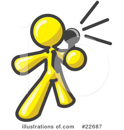 Yellow Collection Clipart #22687 by Leo Blanchette