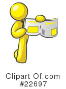 Yellow Collection Clipart #22697