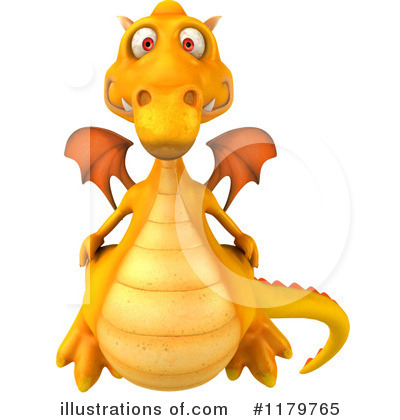 Dragon Clipart #1179765 by Julos