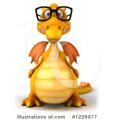 Dragon Clipart #1226977 by Julos