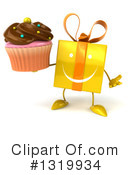 Yellow Gift Clipart #1319934 by Julos