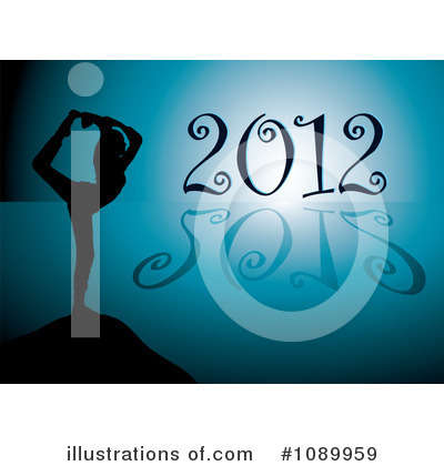 New Year Clipart #1089959 by michaeltravers