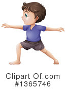 Yoga Clipart #1365746 by Graphics RF