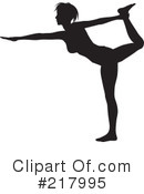 Yoga Clipart #217995 by KJ Pargeter