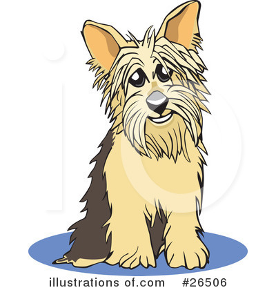 Dogs Clipart #26506 by David Rey