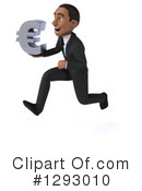 Young Black Businessman Clipart #1293010