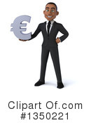 Young Black Businessman Clipart #1350221