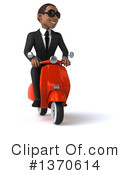 Young Black Businessman Clipart #1370614 by Julos
