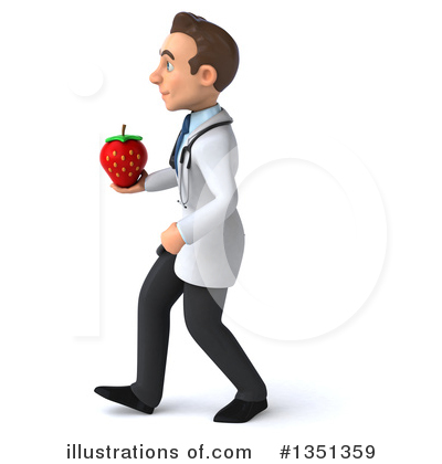 Strawberry Clipart #1351359 by Julos