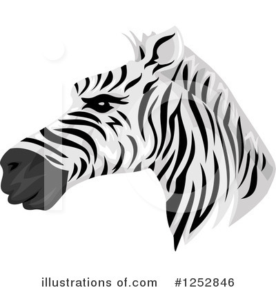 Zoo Animals Clipart #1252846 by BNP Design Studio