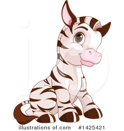 Zebra Clipart #1425421 by Pushkin