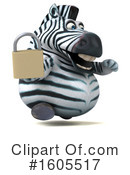 Zebra Clipart #1605517 by Julos