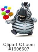 Zebra Clipart #1606607 by Julos