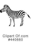 Zebra Clipart #440660 by Pushkin