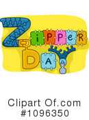Zipper Clipart #1096350 by BNP Design Studio