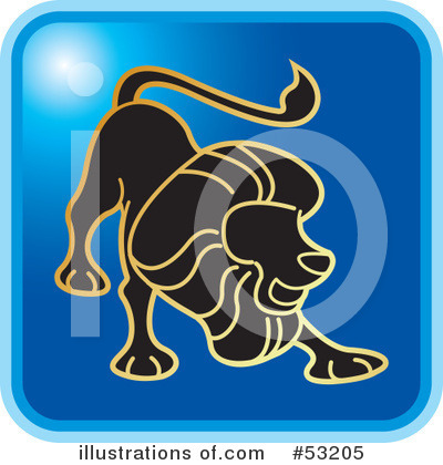 Lion Clipart #53205 by Lal Perera