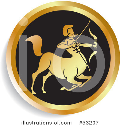 Centaur Clipart #53207 by Lal Perera