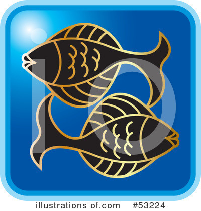 Royalty-Free (RF) Zodiac Clipart Illustration by Lal Perera - Stock Sample #53224