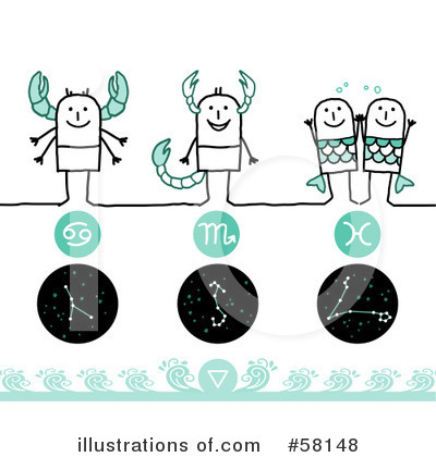 Horoscope Clipart #58148 by NL shop