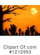 Zombie Clipart #1212953 by BNP Design Studio