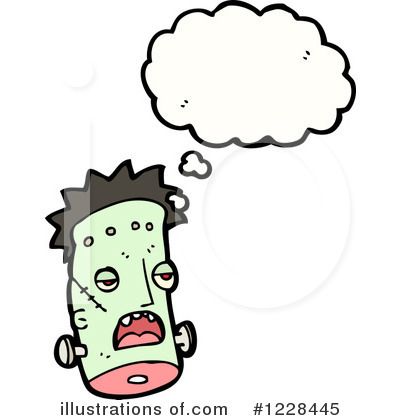 Zombie Clipart #1228445 by lineartestpilot