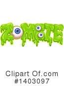 Zombie Clipart #1403097