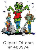 Zombie Clipart #1460974