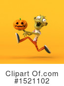 Zombie Clipart #1521102 by Julos