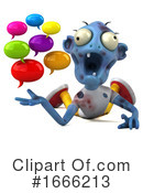 Zombie Clipart #1666213 by Julos