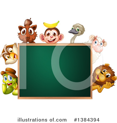 Lion Clipart #1384394 by Graphics RF