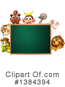 Zoo Animals Clipart #1384394