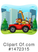 Zoo Animals Clipart #1472315 by Graphics RF