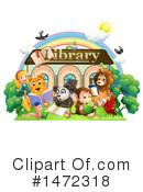Zoo Animals Clipart #1472318 by Graphics RF