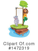 Zoo Animals Clipart #1472319 by Graphics RF