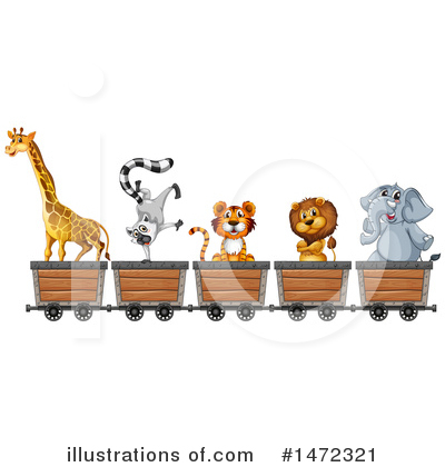Elephant Clipart #1472321 by Graphics RF