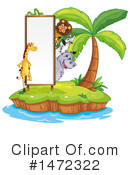 Zoo Animals Clipart #1472322 by Graphics RF