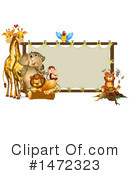 Zoo Animals Clipart #1472323 by Graphics RF
