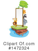 Zoo Animals Clipart #1472324 by Graphics RF
