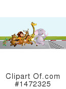Zoo Animals Clipart #1472325 by Graphics RF