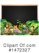 Zoo Animals Clipart #1472327 by Graphics RF