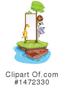 Zoo Animals Clipart #1472330 by Graphics RF