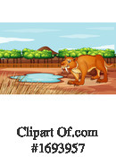 Zoo Clipart #1693957 by Graphics RF