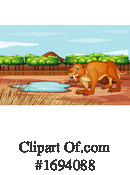 Zoo Clipart #1694088 by Graphics RF