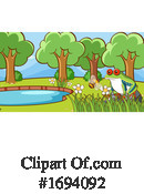 Zoo Clipart #1694092 by Graphics RF
