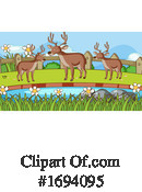 Zoo Clipart #1694095 by Graphics RF