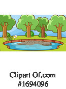 Zoo Clipart #1694096 by Graphics RF