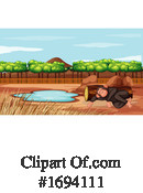 Zoo Clipart #1694111 by Graphics RF