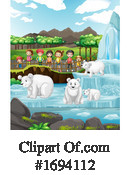 Zoo Clipart #1694112 by Graphics RF