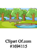 Zoo Clipart #1694115 by Graphics RF